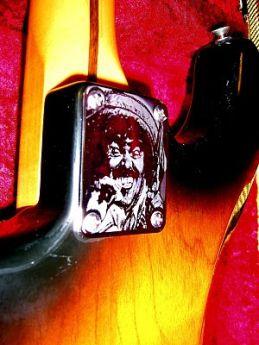 bandito neck plate