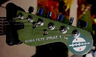 Boba Fett peghead