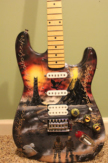 """Lord of the Rings Strat: """"One does not simply ROCK into Mordor…"""""""