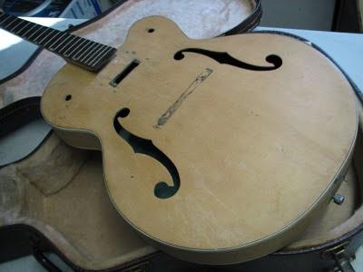 1960's Gretsch Anniversary Model: PhaseI
