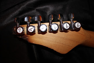 locking fender tuners
