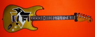 Penguins Guitar 1