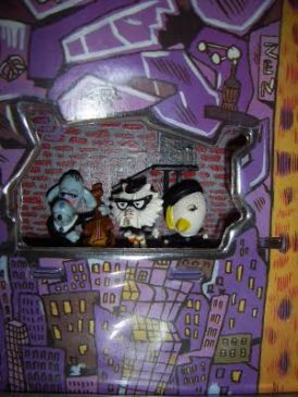 Puppetpals in playset