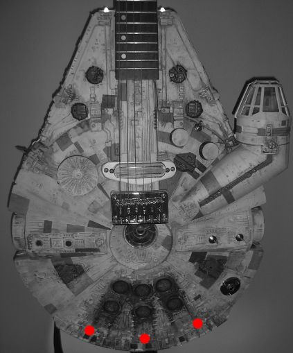 Star Wars Millenium Falcon for manual